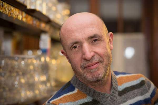 Szigeti Csaba vendéglős mester