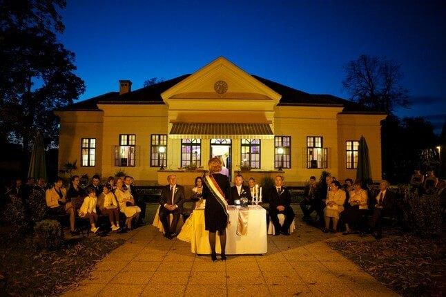 Új Tündérkert esküvő