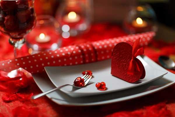 Valentin nap az Új Tündérkert étteremben